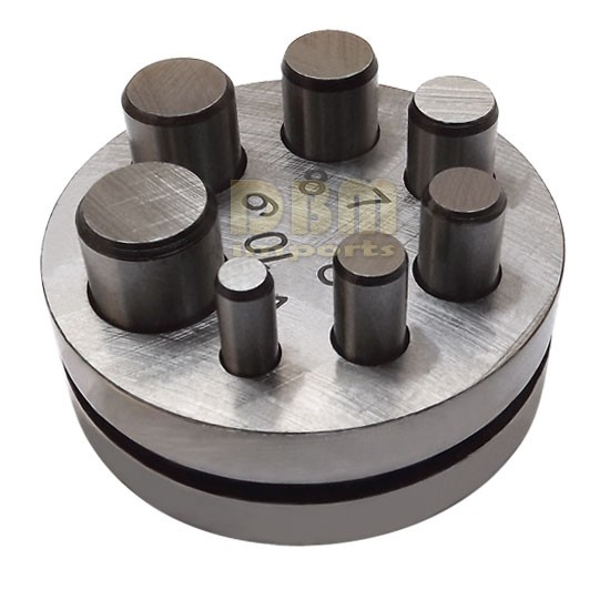 Round 7 Punch Disc Cutter For Cutting Discs From 1 4 Quot 5