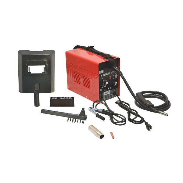 Mig 105 Flux Cored Welding Machine AUTO Wire Feed Welder Cooling 60 ...