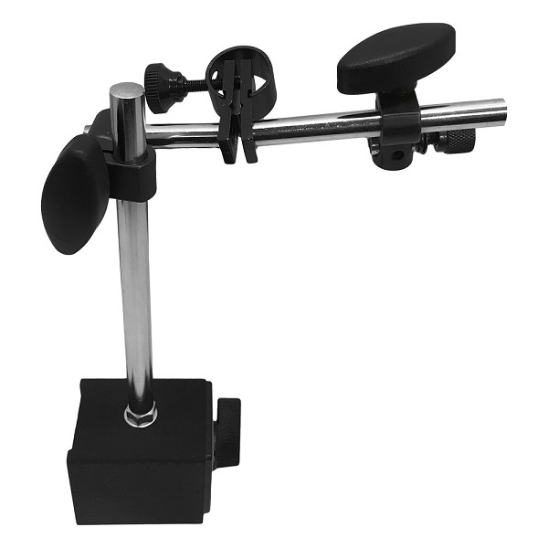 Magnetic Base Dial Indicator Holder HD 170 Lbs With Fine Adjustment